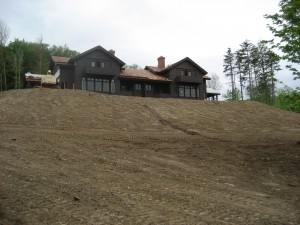 Land Clearing and Slope