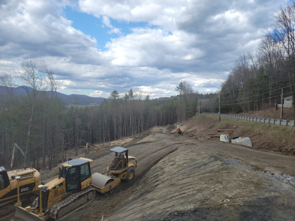 Subdivision, Land Clearing, and Road Building